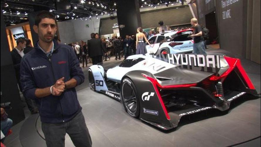 Salone di Francoforte: Hyundai, dal motorsport alle avventure