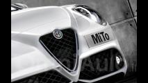 Alfa Romeo MiTo Restyling, il rendering
