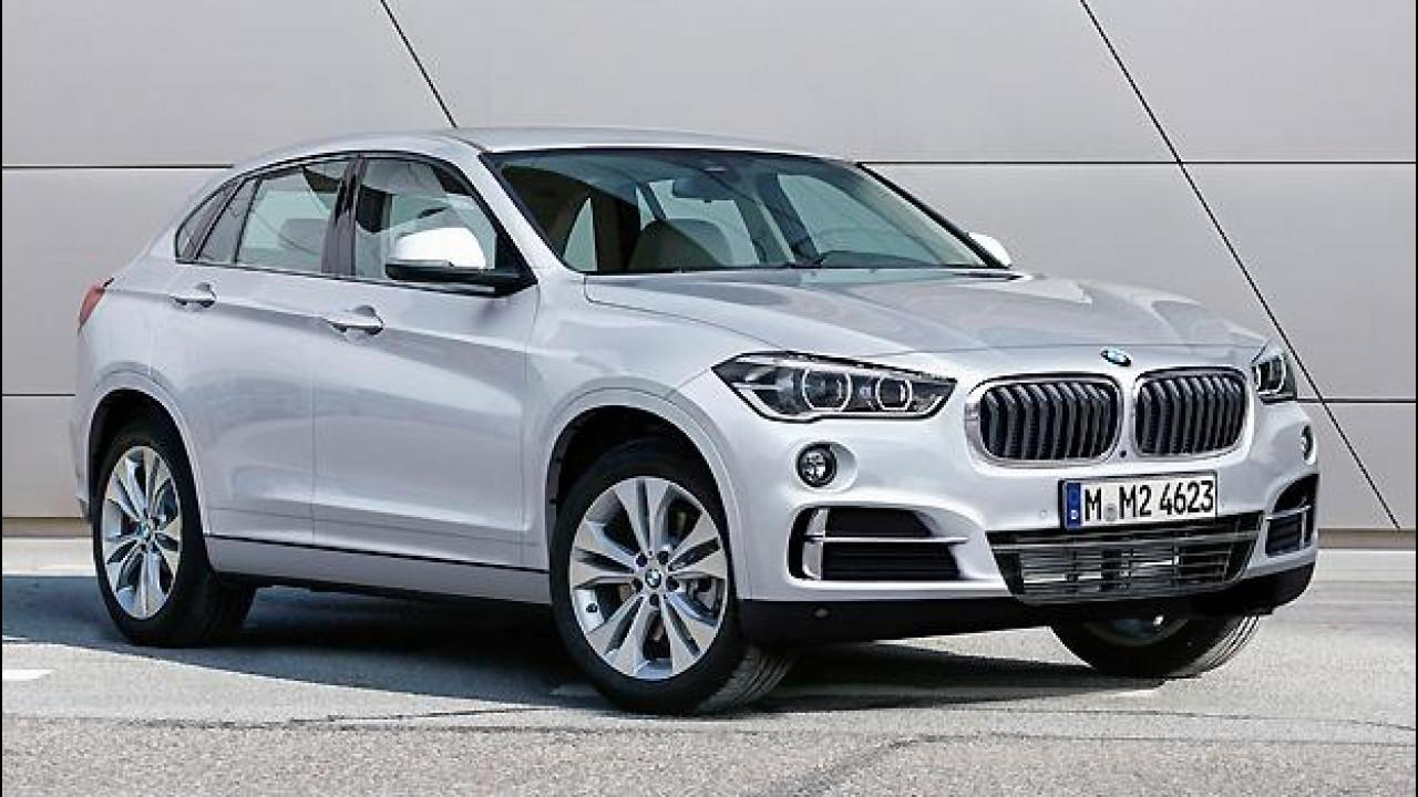 [Copertina] - BMW X2, ecco come sarà il SUV sportivo compatto