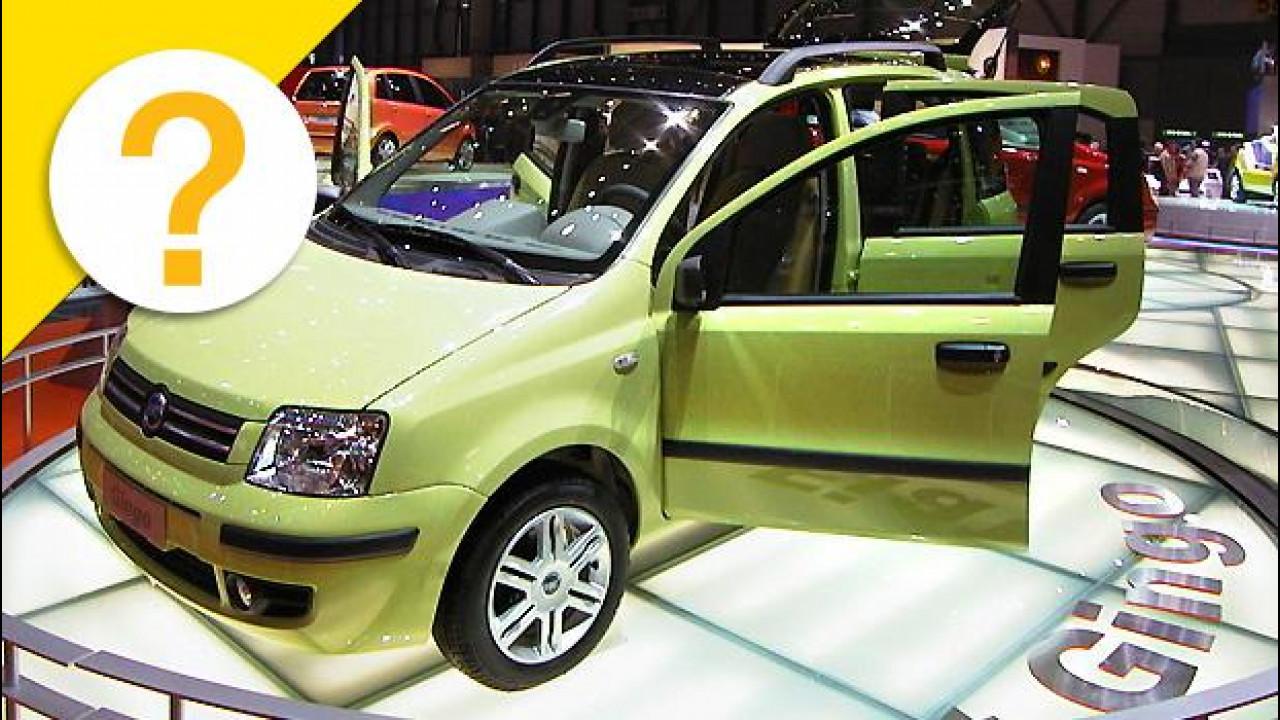 [Copertina] - Quando la Fiat Panda si chiamava... Gingo