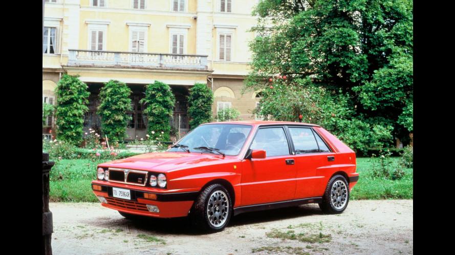 Lancia Delta Integrale è l'auto che manca di più agli italiani