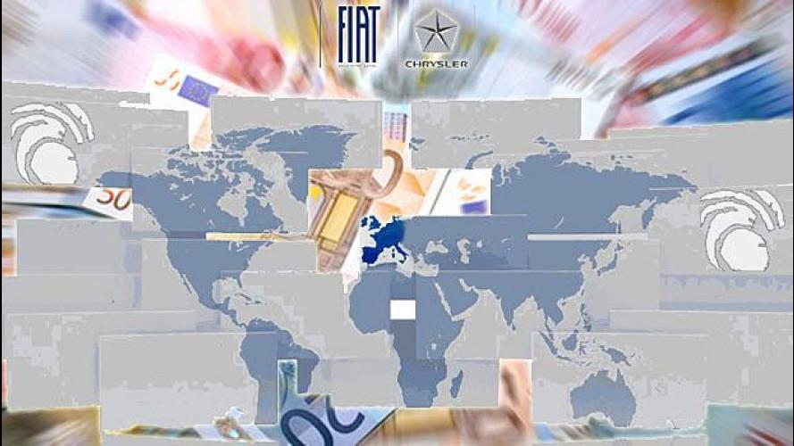 [Copertina] - Gruppo Fiat: America e Asia salvano gli utili del 2013