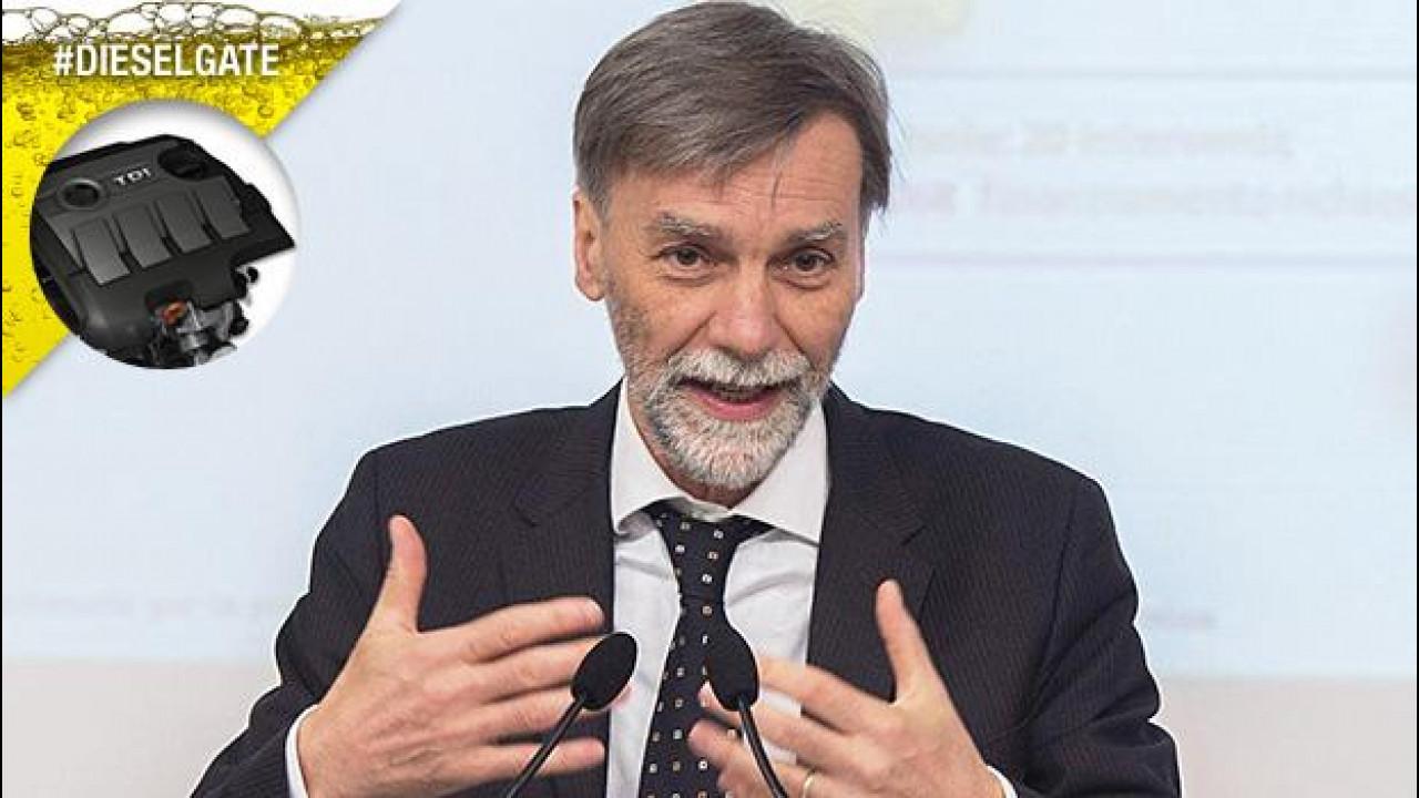 [Copertina] - Dieselgate, il Ministro Delrio annuncia controlli a campione per tutti i marchi