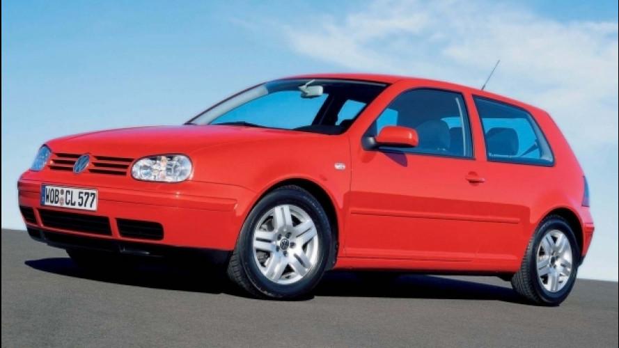 Volkswagen Golf IV, la più amata di sempre