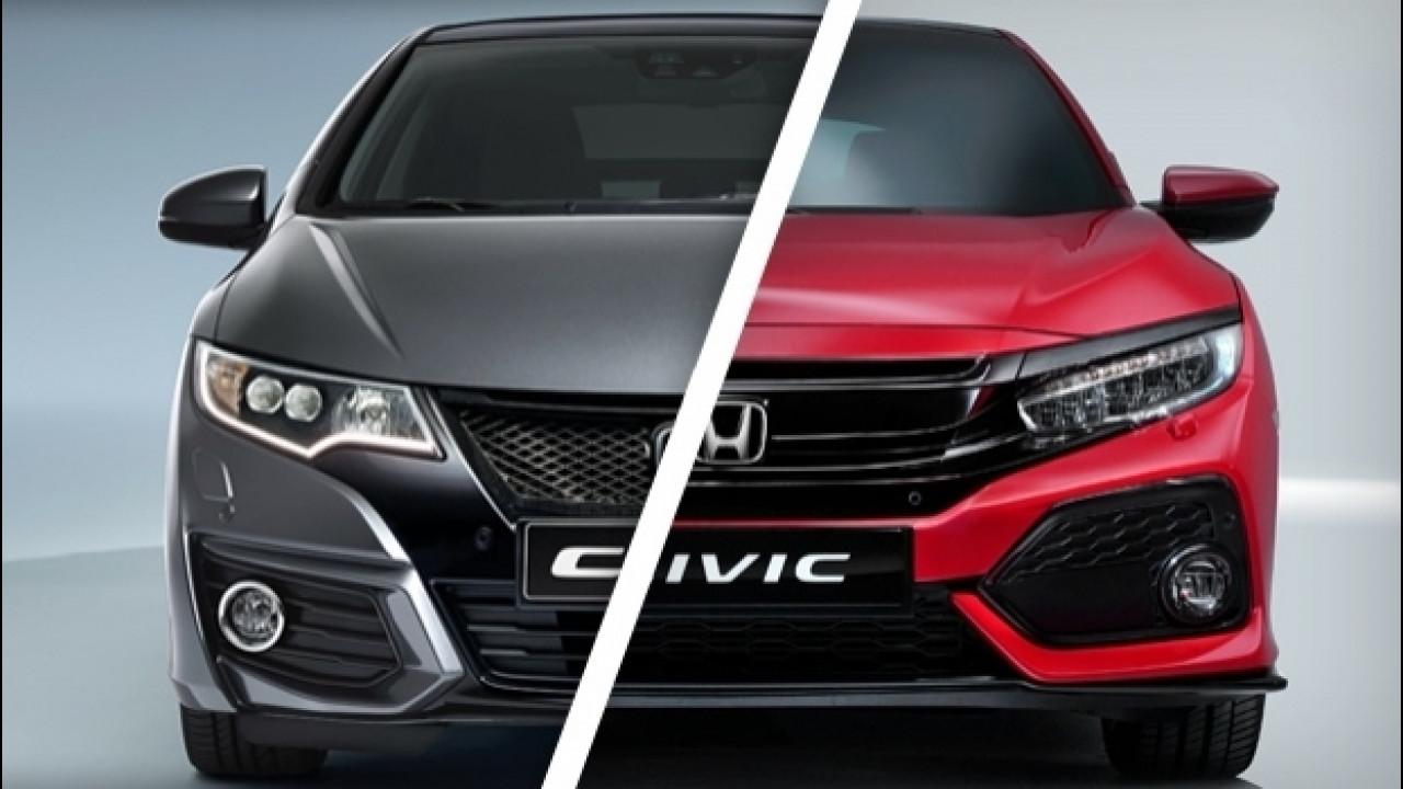 [Copertina] - Nuova Honda Civic, le 10 cose che cambiano