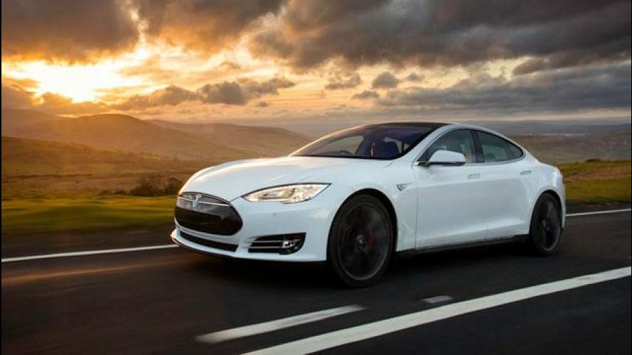 Tesla Model S: 40.000 giri del mondo