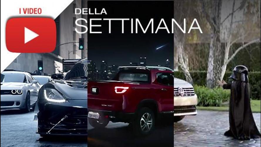 Star Wars, tutti gli spot dal mondo delle auto [VIDEO]