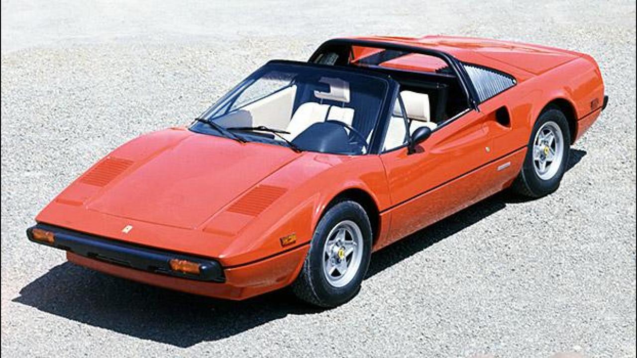 [Copertina] - Ferrari scoperte, dalla 308 GTS alla 488 Spider