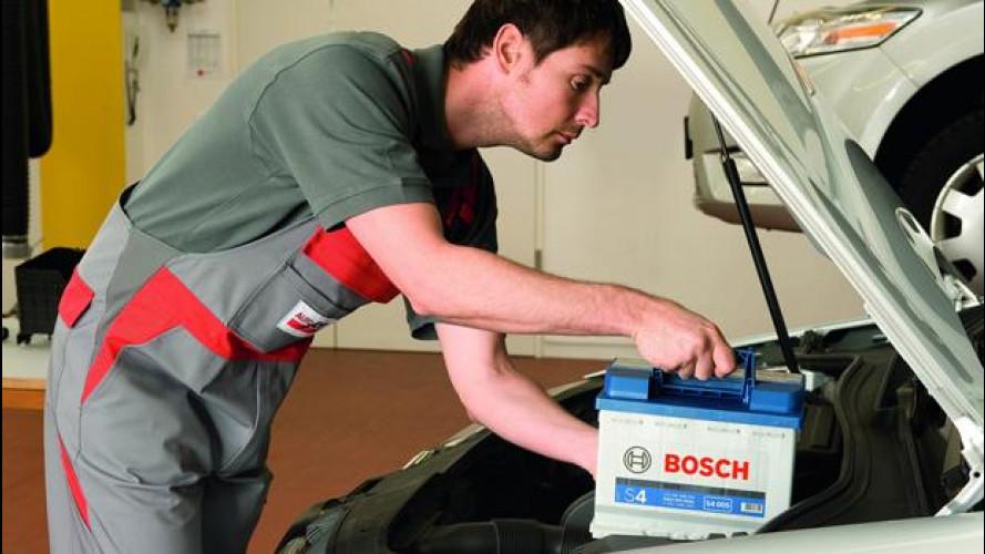 [Copertina] - Batteria auto, Bosch lancia sei video tutorial