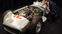 1954 Mercedes W196 race car 22.3.2013