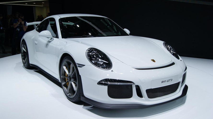 2014 Porsche 911 GT3 officially unleashed