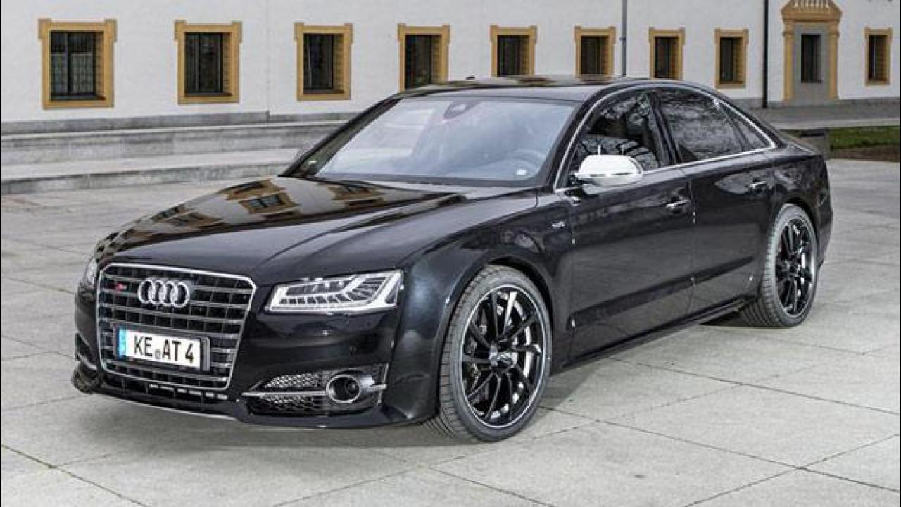[Copertina] - Audi S8 by ABT Sportsline