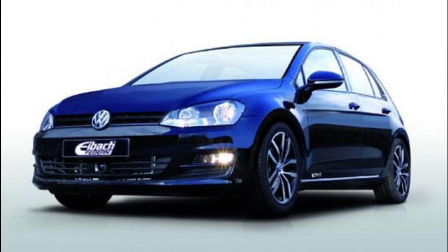 Eibach Sunspension Program per la Volkswagen Golf VII