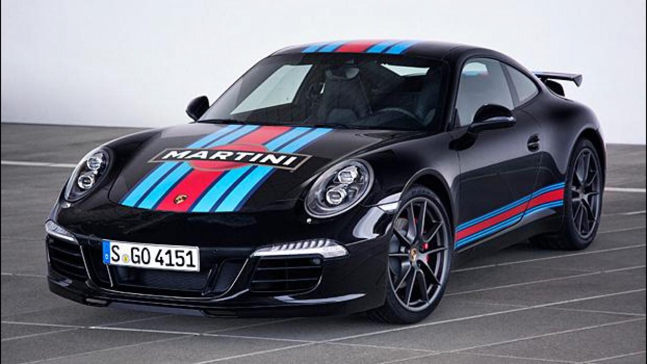 [Copertina] - Porsche 911 S Martini Racing Edition: bentornata Le Mans!