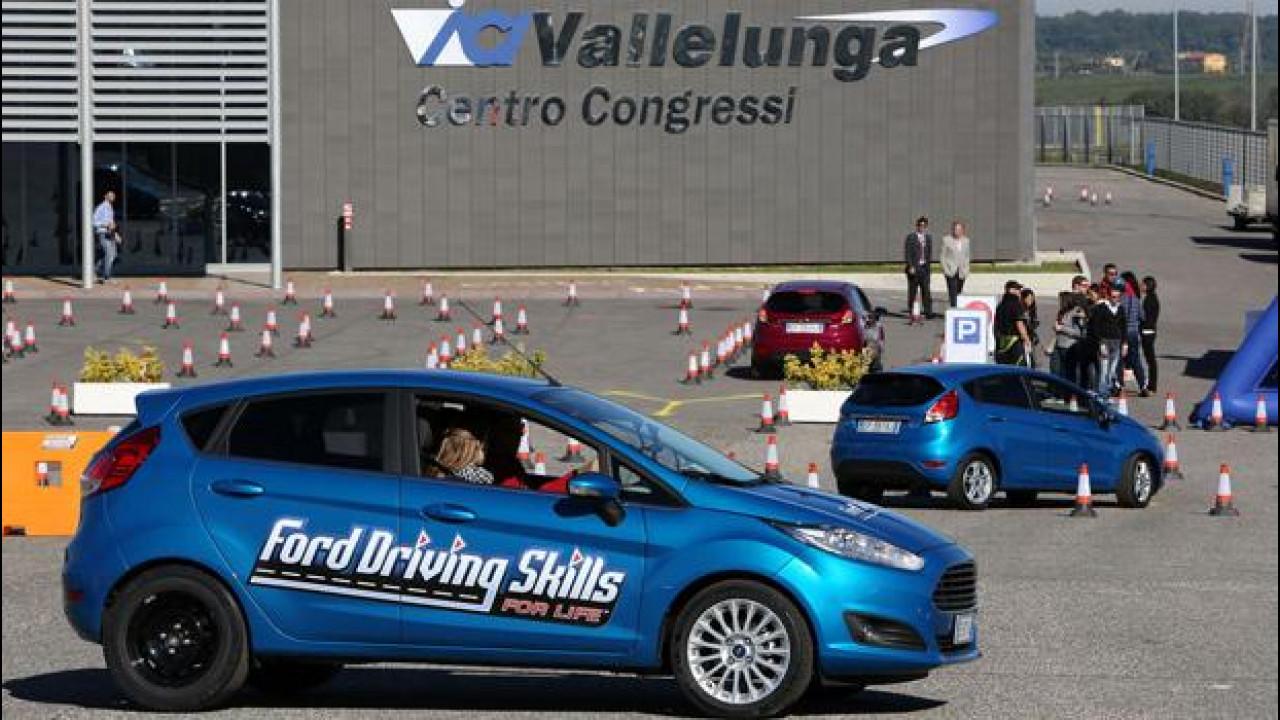 [Copertina] - Da Ford 2,3 milioni di euro per insegnare ai giovani la guida responsabile