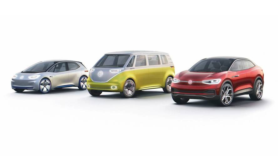 VW Turns To Apple For Design Inspiration Of Upcoming Electric Cars