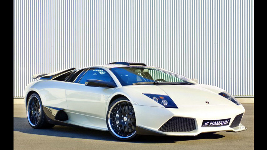 Lamborghini Murciélago LP640 by Hamann