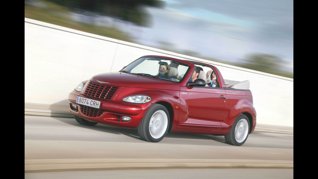 Chrysler PT Cruiser Cabrio