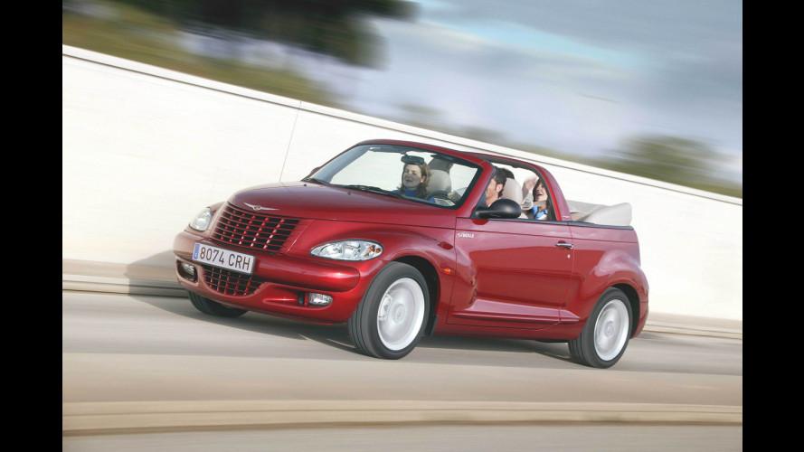 Chrysler PT Cruiser Cabrio: addio