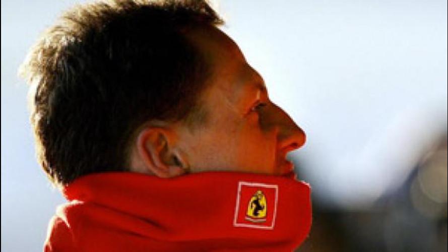Schumacher, rubata la cartella clinica