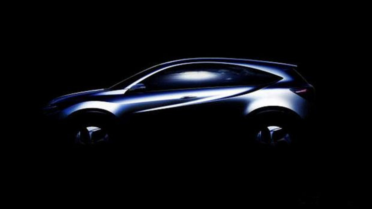 [Copertina] - Honda Concept Urban SUV, debutto al NAIAS