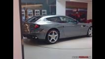 Ferrari FF,  la foto dell'abitacolo