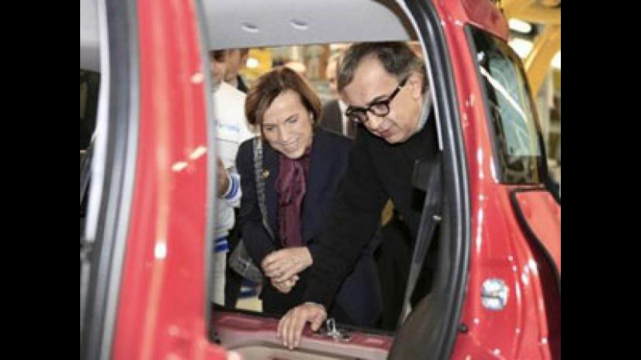[Copertina] - Produzione auto in Italia, il ministro del Lavoro Fornero incontrerà Marchionne