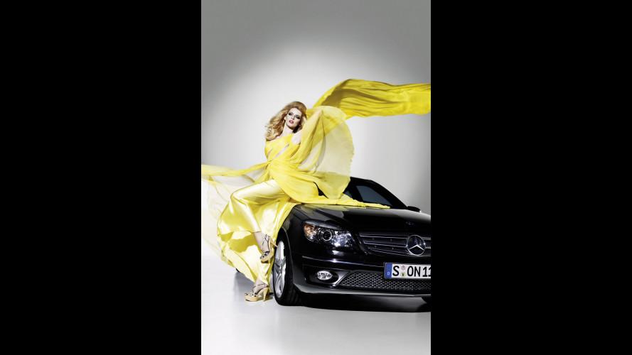 La nuova Mercedes CLC al Fashion Week di Berlino