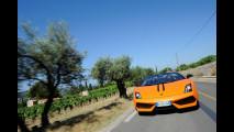 Lamborghini Spyder Performante, la prova