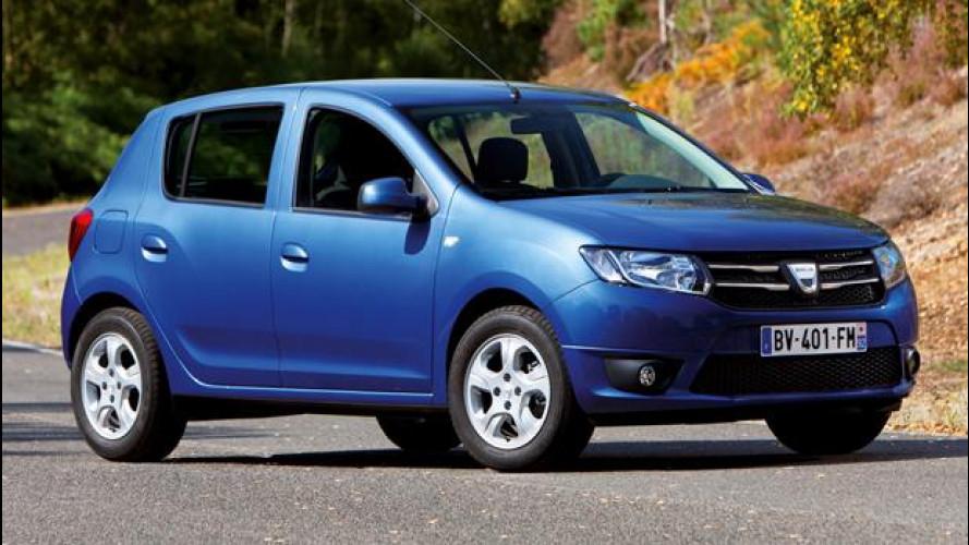 Nuove Dacia Logan e Sandero