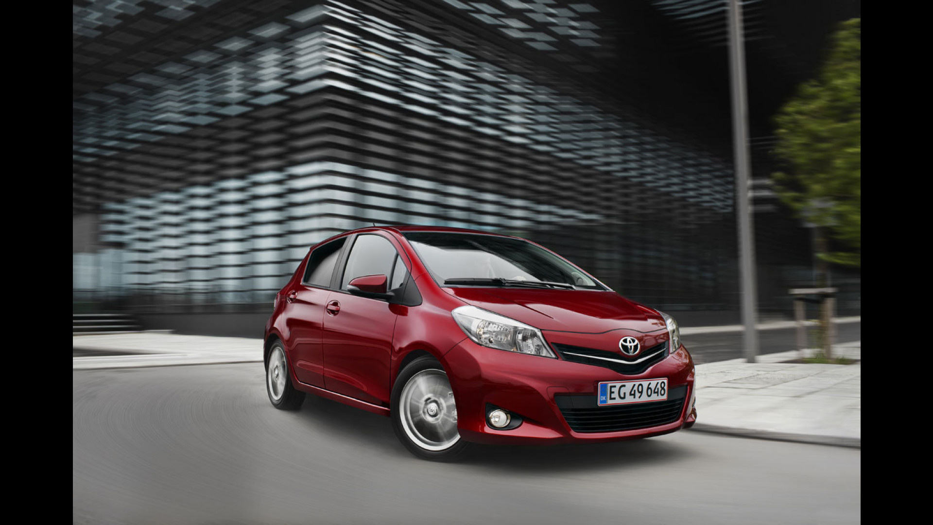 Schema Elettrico Yaris : Toyota yaris diversamente geniale