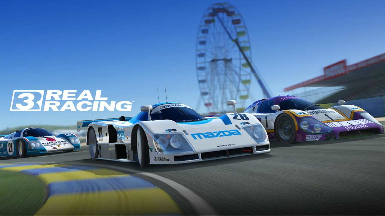 Real Racing 3 - Le Mans Classic
