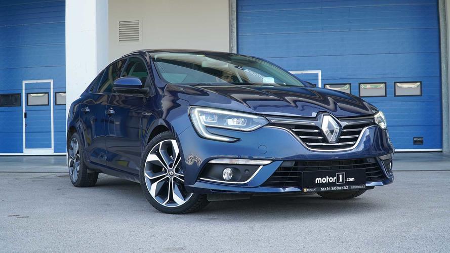 Renault Megane Sedan yeni motorlarına kavuştu
