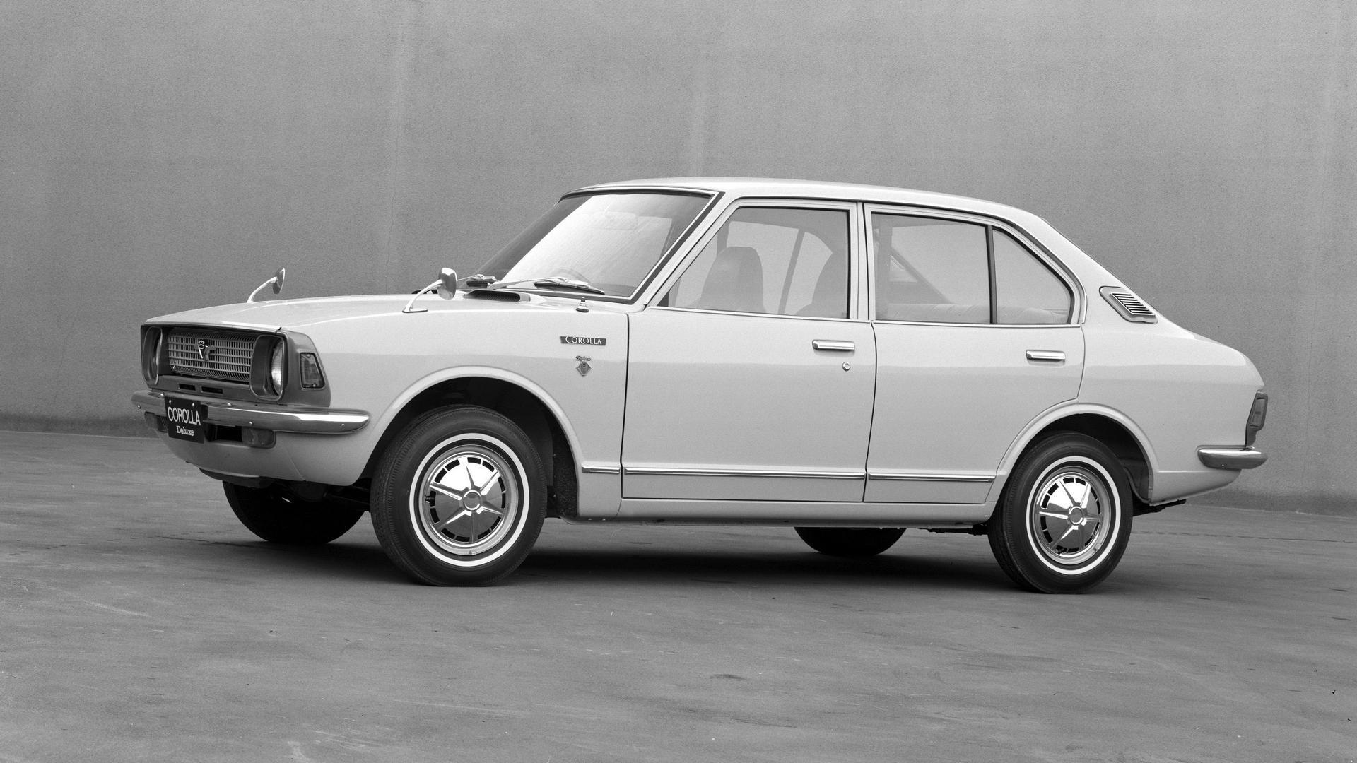 Kekurangan Toyota Corolla 1970 Spesifikasi