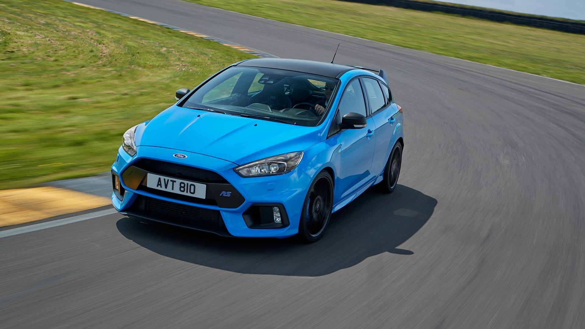 Focus Rs Hp >> Mountune Can Boost Your Ford Focus Rs To 400 Hp