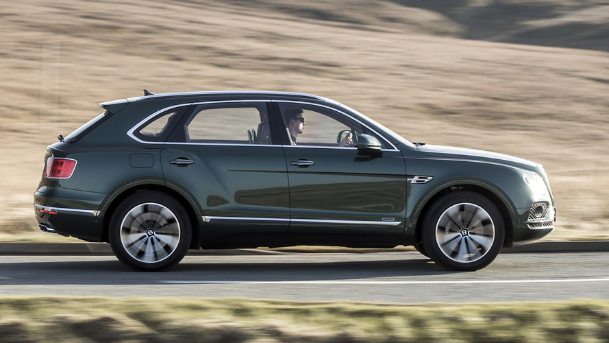 Bentley Bentayga Diesel Axed From Europe