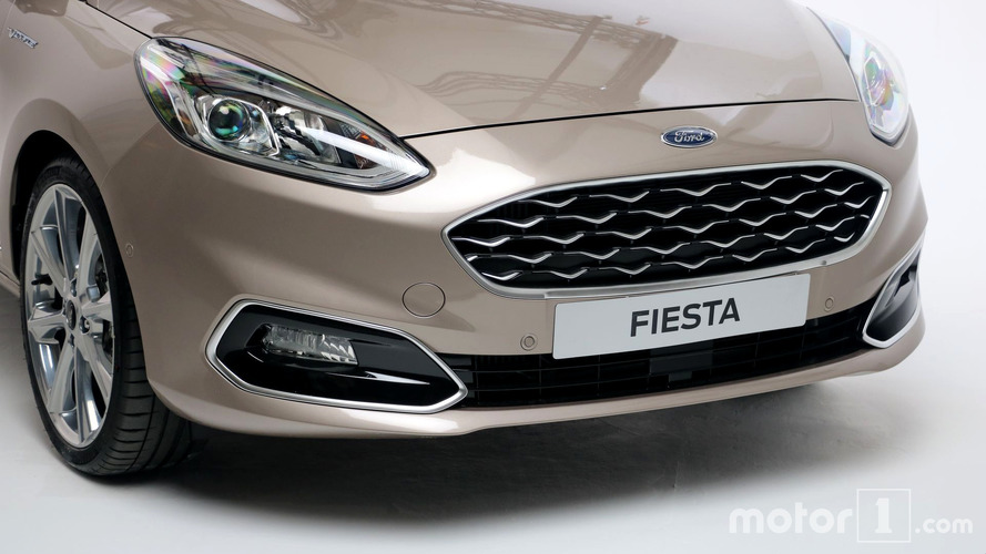 Design - Ford Fiesta