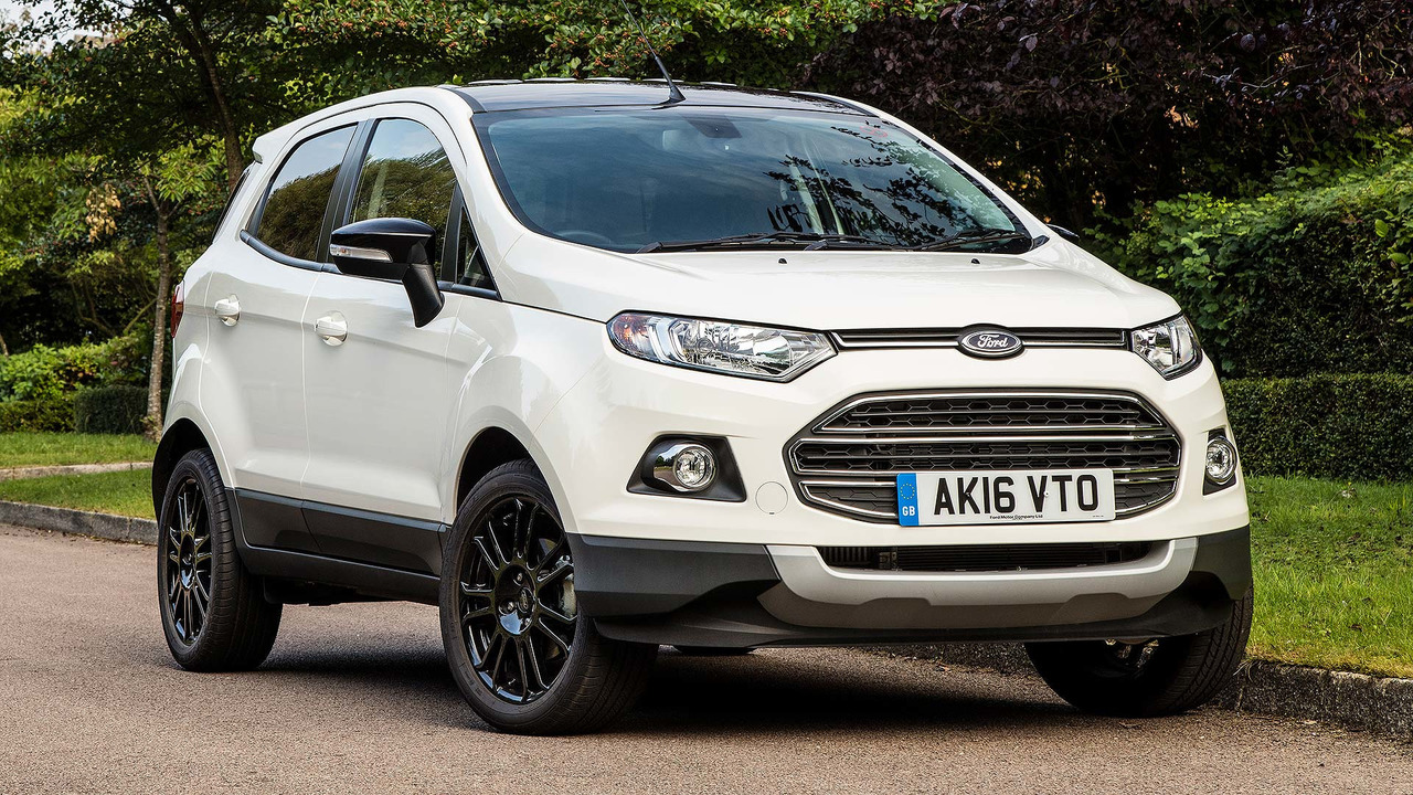 Ford Ecosport 2017 >> 2017 Ford Ecosport Review