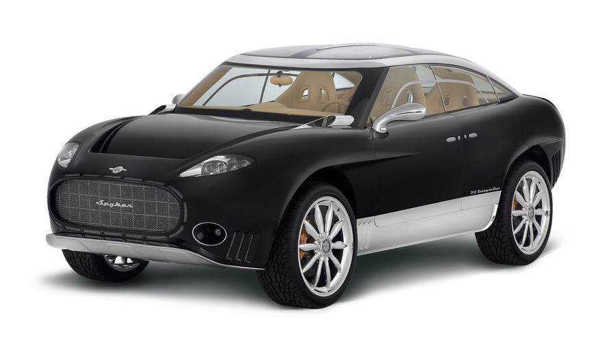 Spyker SUV To Have Hybrid Power, Lotus Engineering