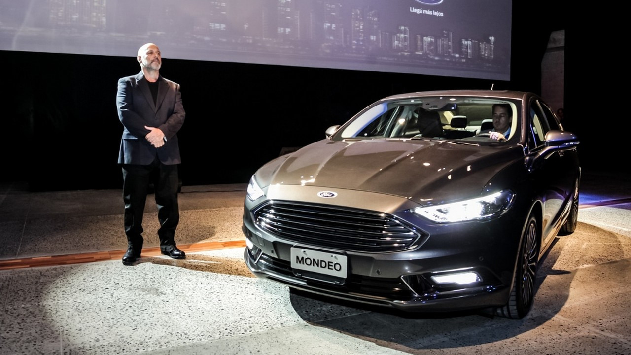 Novo Ford Mondeo - Argentina