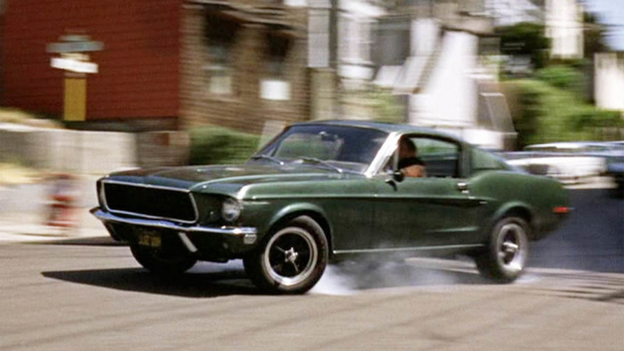 Iconic Bullitt Mustang found in Californian desert
