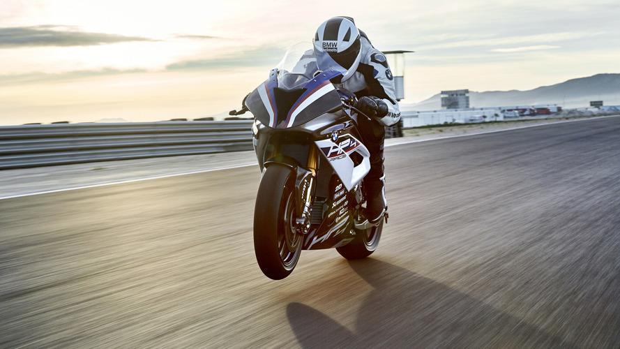 BMW confirma versão HP4 RACE da S1000 RR no Brasil