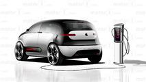Apple Car Rendering By Motor1