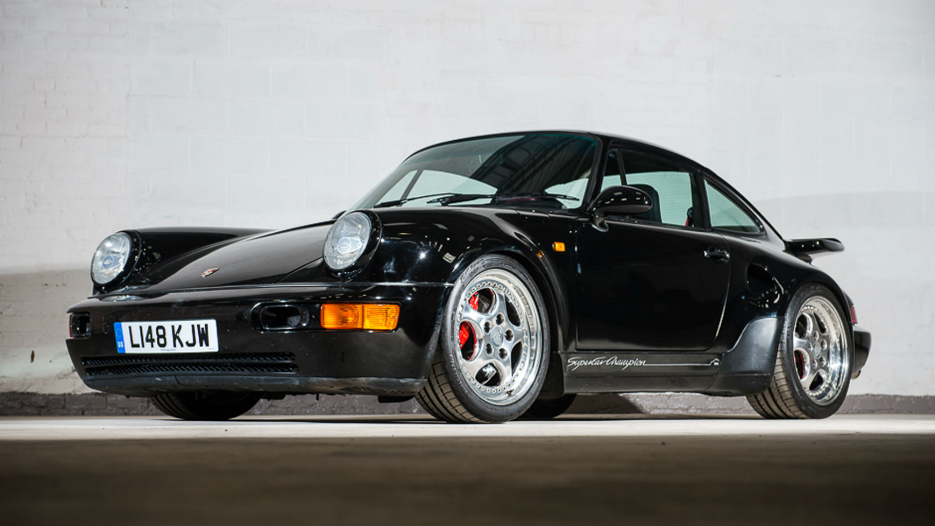Rare Porsche 911 Leichtbau For Sale Has A Wonderfully 90s Interior
