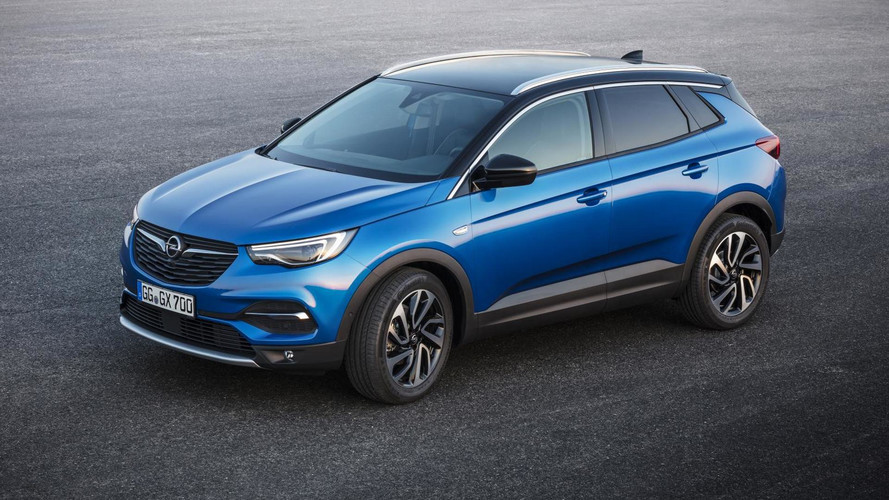 El Opel Grandland X 2017 CDTI cuesta 26.800 euros