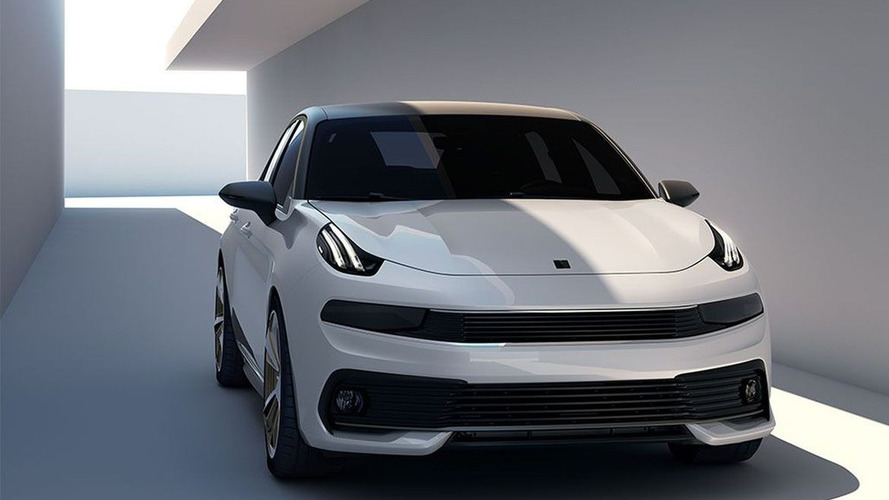 Lynk & Co 03 saloon concept