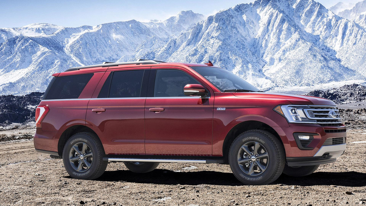 2018 Ford Expedition FX4