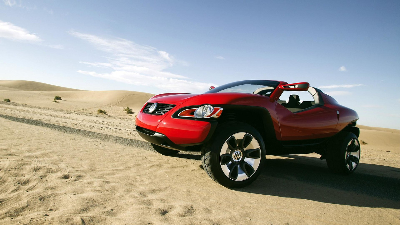 2004 VW Concept T