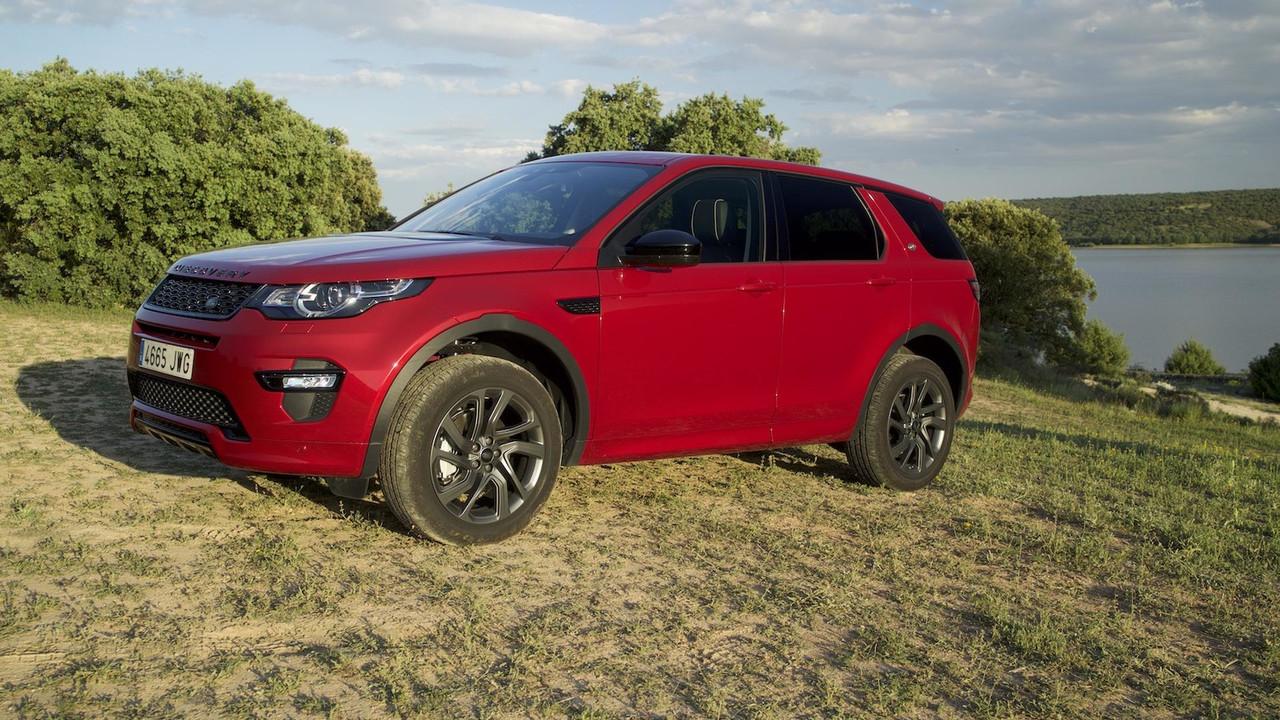 ¿Qué coche comprar? Land Rover Discovery Sport 2017