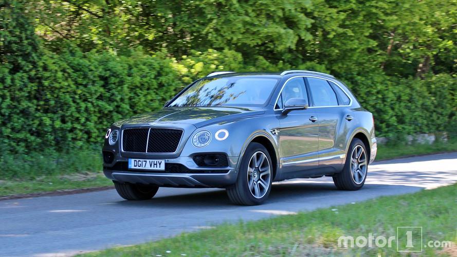 Essai Bentley Bentayga Diesel - Le plus luxueux des SUV